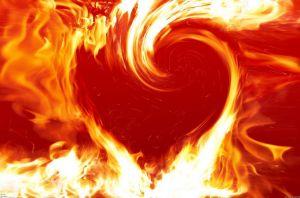Houd de vlam brandend